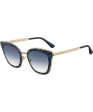 Jimmy Choo Mesdames lizzy s ky2 08 63 lunettes de soleil
