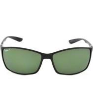 RayBan Rb4179 62 liteforce mat 601s9a noir lunettes de soleil polarisées