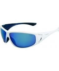 Bolle blanc bleu lunettes de soleil en mer Highwood brillant polarisées bleu