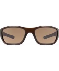 Revo Re4058 rubrique brun mat - terra lunettes de soleil polarisées