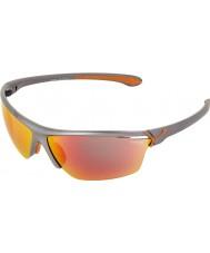 Cebe CINETIK grande métalliques lunettes de soleil gris