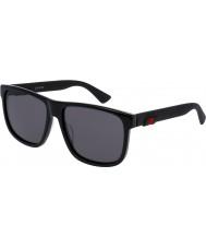 Gucci Mens gg0010s 001 lunettes de soleil