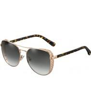 Jimmy Choo Mesdames sheena s ddb 9o 58 lunettes de soleil