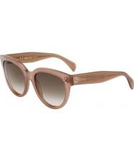 Celine Mesdames cl 41755 gky lunettes de soleil db opale brun