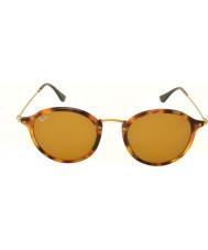 RayBan Rb2447 49 icônes des lunettes de soleil écaille