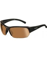 Bolle Ransom brillant modulateur noir v3 lunettes de soleil de golf