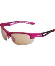 Bolle modulateurs rose lunettes de soleil v3 de golf de Bolt
