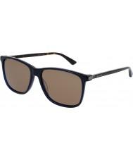 Gucci Mens gg0017s 005 lunettes de soleil