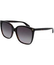 Gucci 003 lunettes de soleil pour femmes