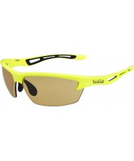 Bolle Bolt néon modulateur jaune lunettes de soleil v3 de golf