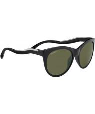 Serengeti 8571 lunettes de soleil Valentina Black