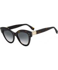 Fendi Mesdames ff0266 s 86 9o 52 lunettes de soleil peekaboo