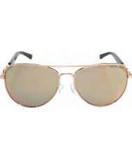 Michael Kors Mk1003 58 fiji or rose 1003r5 lunettes de soleil