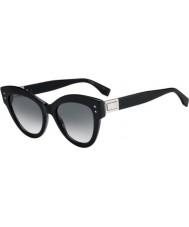 Fendi Mesdames ff0266 s 807 9o 52 lunettes de soleil peekaboo