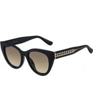 Jimmy Choo Mesdames chana s 807 ha 52 lunettes de soleil