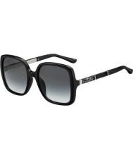 Jimmy Choo Mesdames chari s 807 9o 55 lunettes de soleil