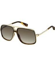 Marc Jacobs Ladies marc 265 s 086 ha 60 lunettes de soleil