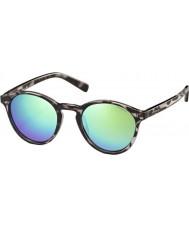 Polaroid Pld6013-s HJN gris lunettes de soleil polarisées havane k7