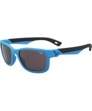 Cebe Avatar (âge 7-10) mat bleu noir 1500 gris lunettes de soleil de lumière bleue