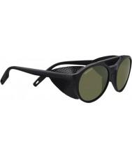 Serengeti 8585 leandro glacier lunettes de soleil noires