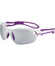 Cebe Cbspring5 s-pring lunettes de soleil blanches