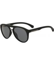 Calvin Klein Jeans lunettes de soleil noires Ckj800s