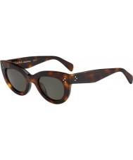 Celine Mesdames cl 41050-s 05L 1E lunettes d'écaille