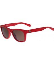 Lacoste lunettes de soleil rouges L790s