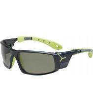 Cebe Ice 8000 anthracite lunettes de soleil anis bleu