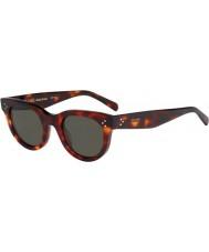 Celine Mesdames cl 41053-s 05D 1E lunettes d'écaille vert