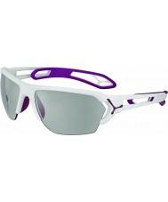 Cebe Cbstl14 s-track l lunettes de soleil blanches