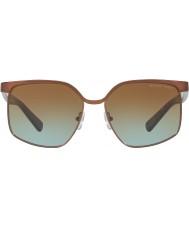 Michael Kors Mk1018 56 août bronze 11475d lunettes de soleil