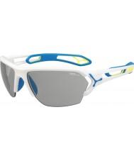 Cebe Cbstl8 s-track l lunettes de soleil blanches