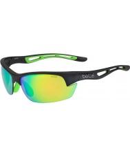 Bolle 12418 bolt s black sunglasses