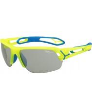 Cebe Cbstmpro s-track m jaune lunettes de soleil