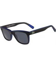 Lacoste L781sp noir bleu lunettes de soleil polarisées