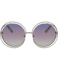 Chloe Mesdames ce114st 779 58 carlina lunettes de soleil