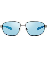 Revo Re1018 wraith gunmetal - lunettes de soleil polarisées eau bleu