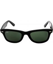 RayBan Rb2140 original wayfarer noir - vert
