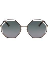 Chloe Ladies ce132s 240 58 lunettes de soleil coquelicot