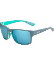 Bolle 12427 lunettes de soleil bleu ardoise