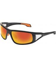 Bolle Diablo brillant tns noir des lunettes de soleil de feu