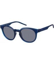 Polaroid pld2036-s Hommes m3q c3 lunettes de soleil polarisées bleu