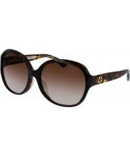 Gucci Mesdames gg0080sk 003 lunettes de soleil
