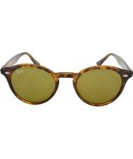 RayBan Rb2180 49 Highstreet sombres havana 710-73 lunettes de soleil
