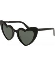 Saint Laurent Ladies sl 181 loulou 001 54 lunettes de soleil