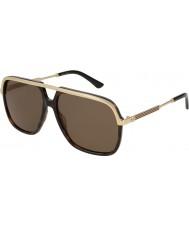 Gucci Gg0200s 002 57 lunettes de soleil
