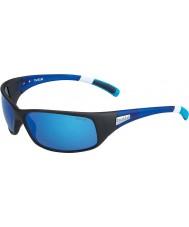 Bolle 12436 lunettes de soleil noires de recul