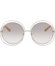 Chloe Mesdames ce114sd 724 58 carlina lunettes de soleil