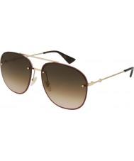Gucci Hommes gg0227s 003 62 lunettes de soleil